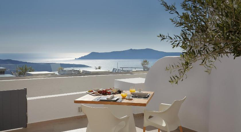 Best time to travel Fira Callia Caves - Adults Only