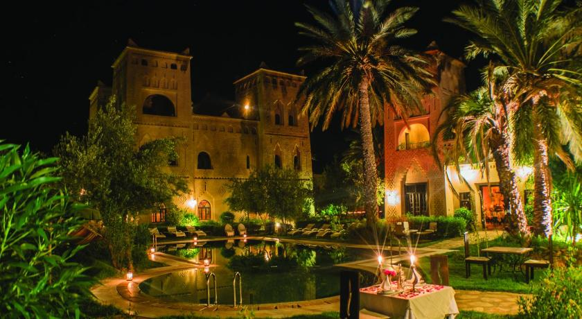 Best time to travel Morocco Ksar Elkabbaba