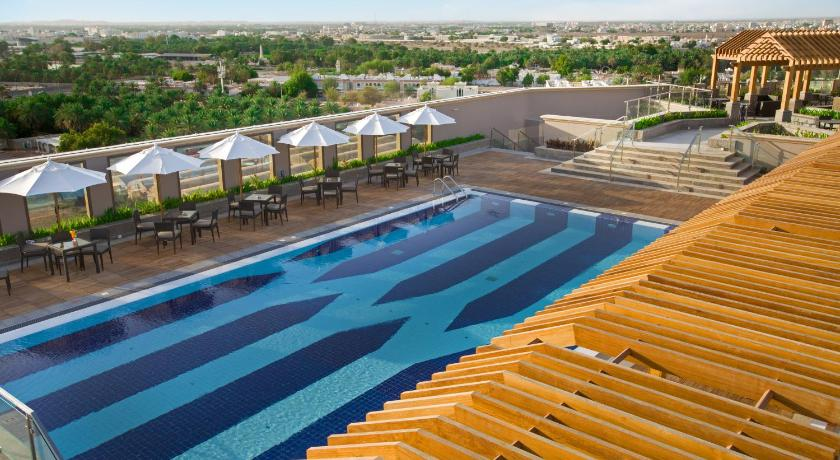 Best time to travel Al Ain Ayla Grand Hotel