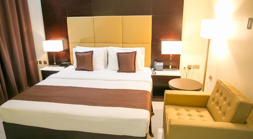 Best time to travel Nigeria Echelon Heights Hotel