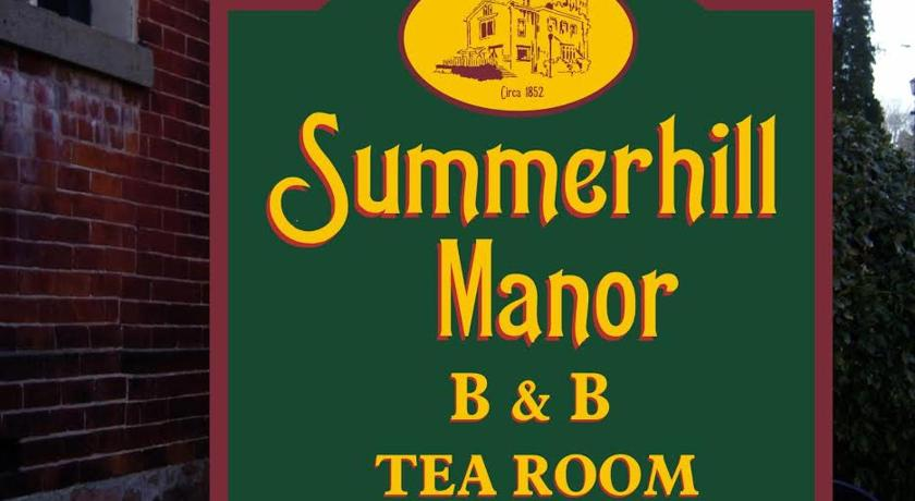 Best time to travel Canada Summerhill Manor Bed & Breakfast and Tea Room