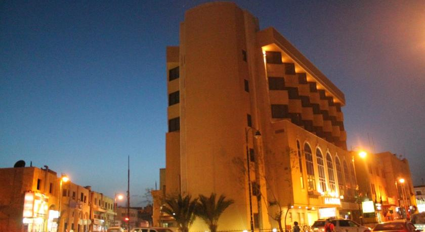 Best time to travel Al-Karak Madaba 1880 Hotel