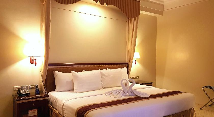 Best time to travel Philippines Sarrosa International Hotel and Residential Suites