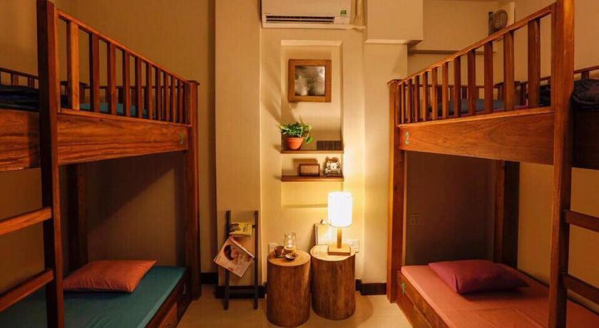 Home Quy Nhon Bed & Room