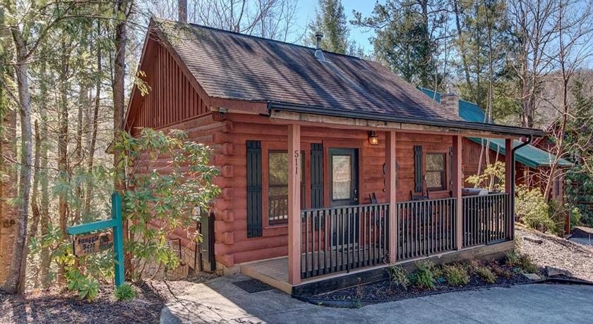 Snuggle Bear One Bedroom Cottage Gatlinburg Tn Booking