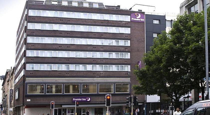 Best time to travel United Kingdom Premier Inn Glasgow City Centre - Argyle Street
