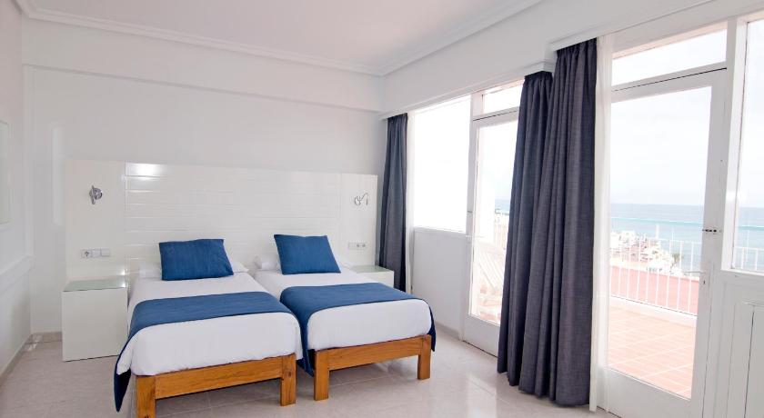 Best time to travel Ibiza Hotel Central Playa