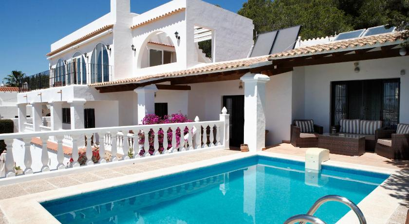 Best time to travel Spain Can Carlos Ibiza