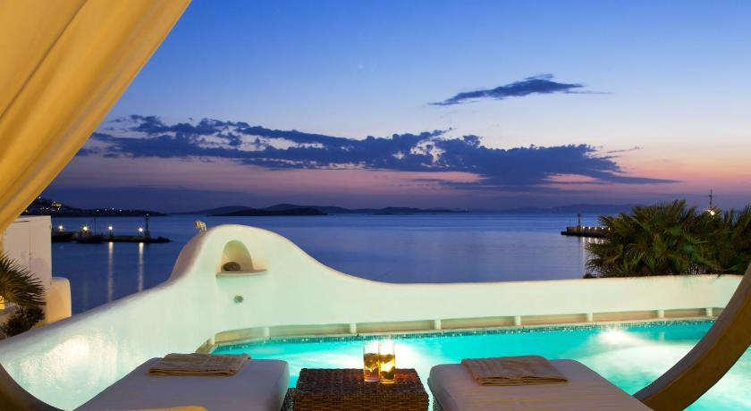 Best time to travel Mykonos Harmony Boutique Hotel