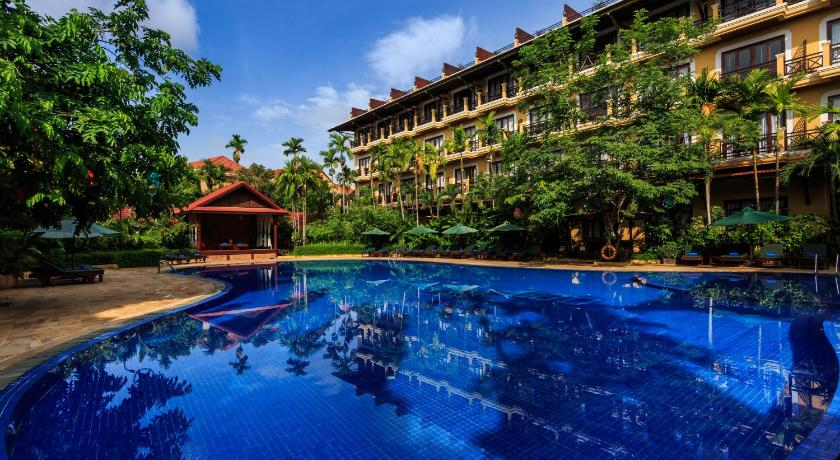 Best time to travel Angkor Angkor Paradise Hotel
