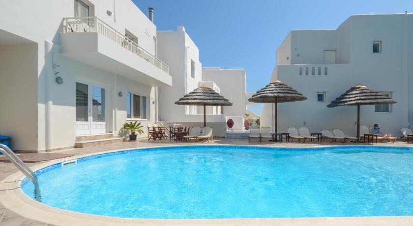 Best time to travel Naxos Villa Adriana Hotel
