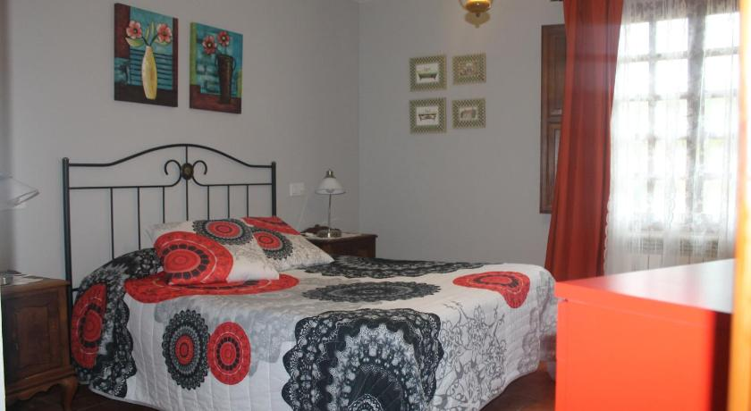 Double Room with Mountain View Casa Rural La Xana