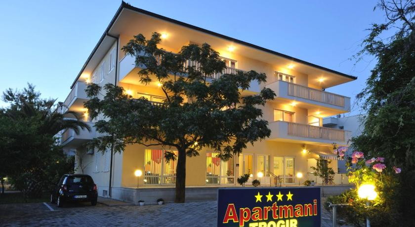 Best time to travel Solin Apartmani Trogir