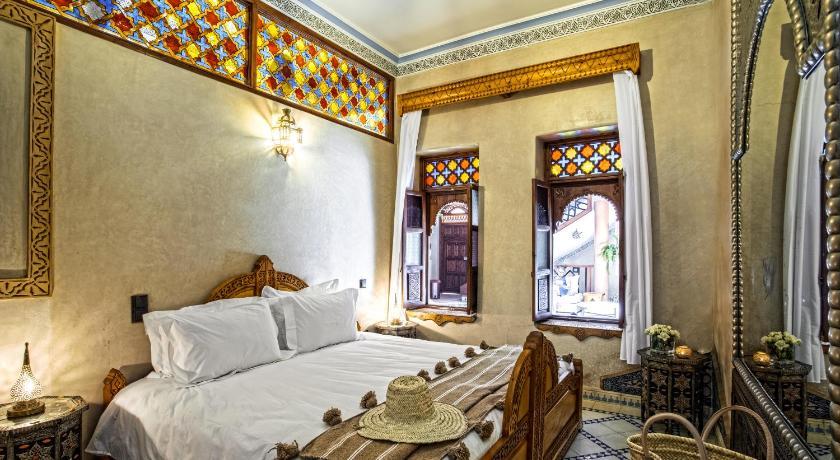 Best time to travel Morocco Riad El Wiam