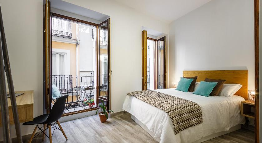 Jardines Boutique In Madrid Room Deals Photos Reviews