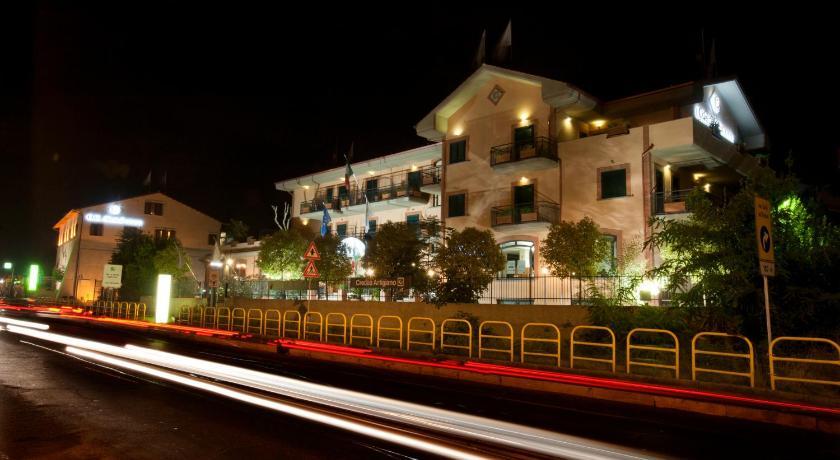 OC Hotel Settecamini