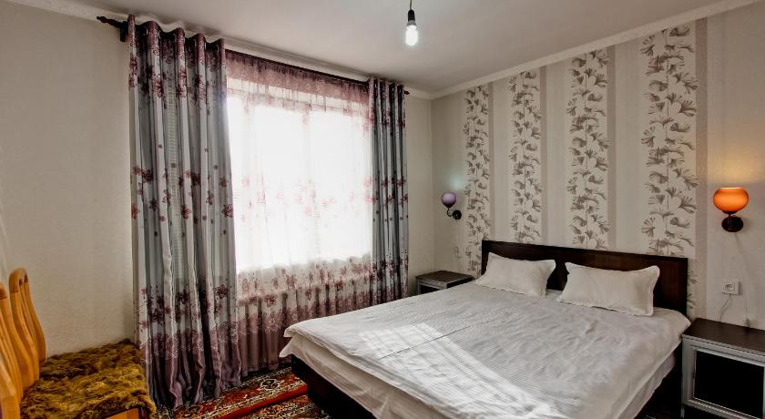 Best time to travel Kyrgyzstan Askar Guesthouse