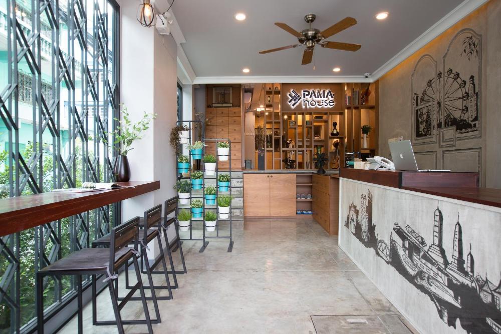 PAMAhouse Boutique Hostel