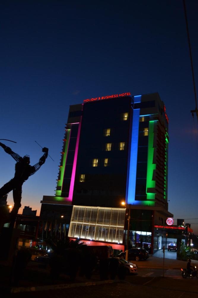 Holiday & Business Hotel