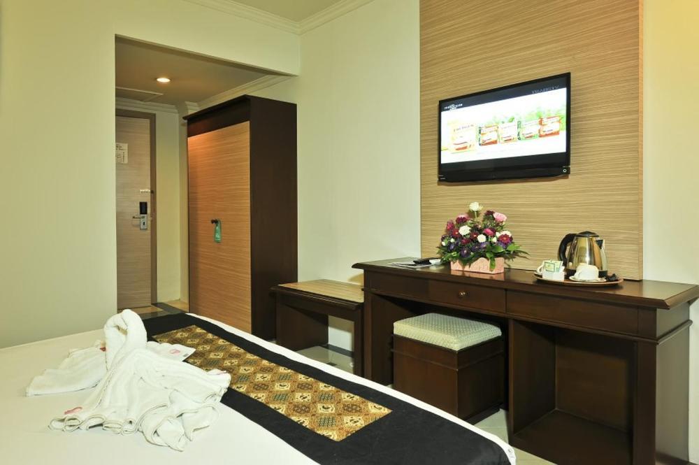 Hotel grasia prix photos commentaires adresse. indonésie