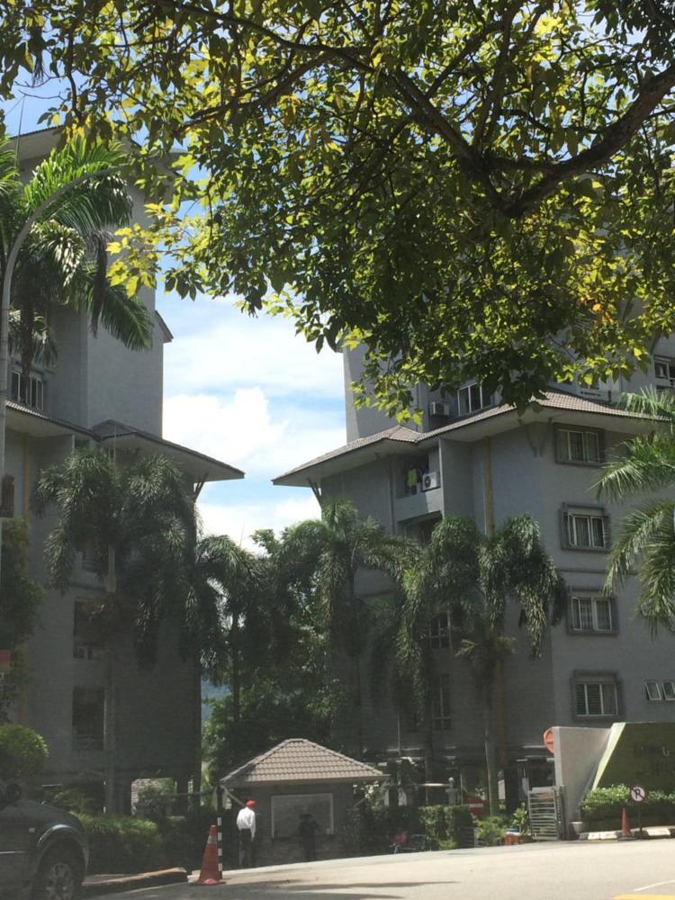 b7ad3846d59b Lojing Heights 1 Apartment 的价格,图片,评论,地址。 马来西亚