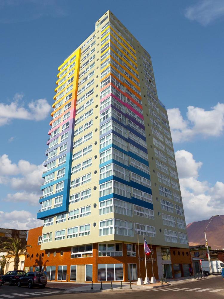 Gran Cavancha Hotel & Apartment