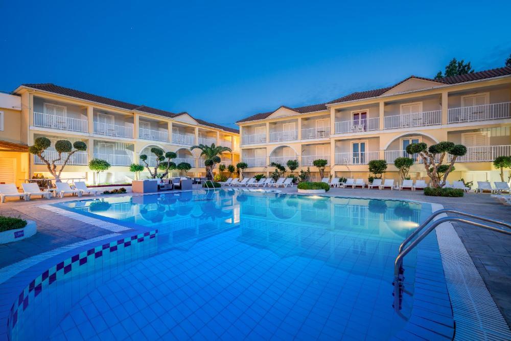 Filoxenia Hotel Tsilivi