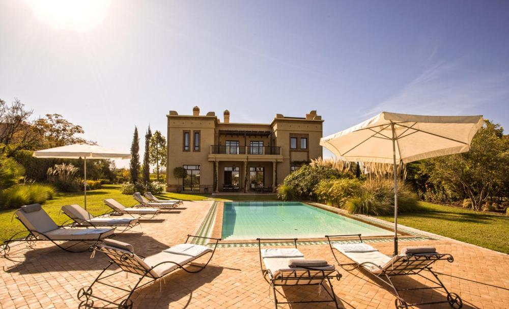 Villa De Luxe Avec Piscine Privee Et Golf Prix Photos