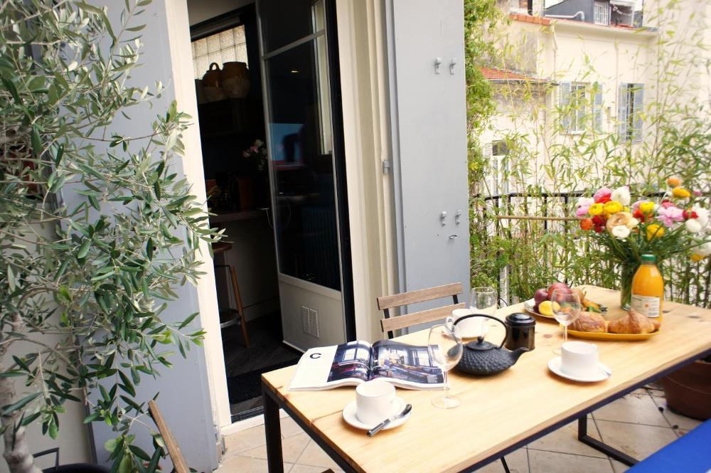 Élégant appartement avec terrasse - Promenade des Arts