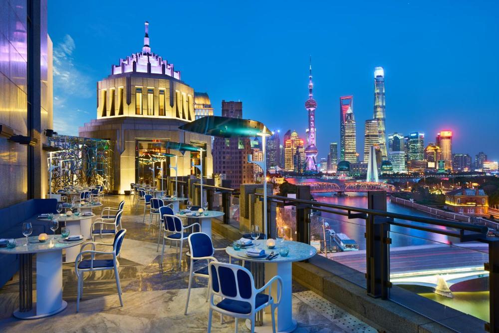 Bellagio by MGM Shanghai - on the bund