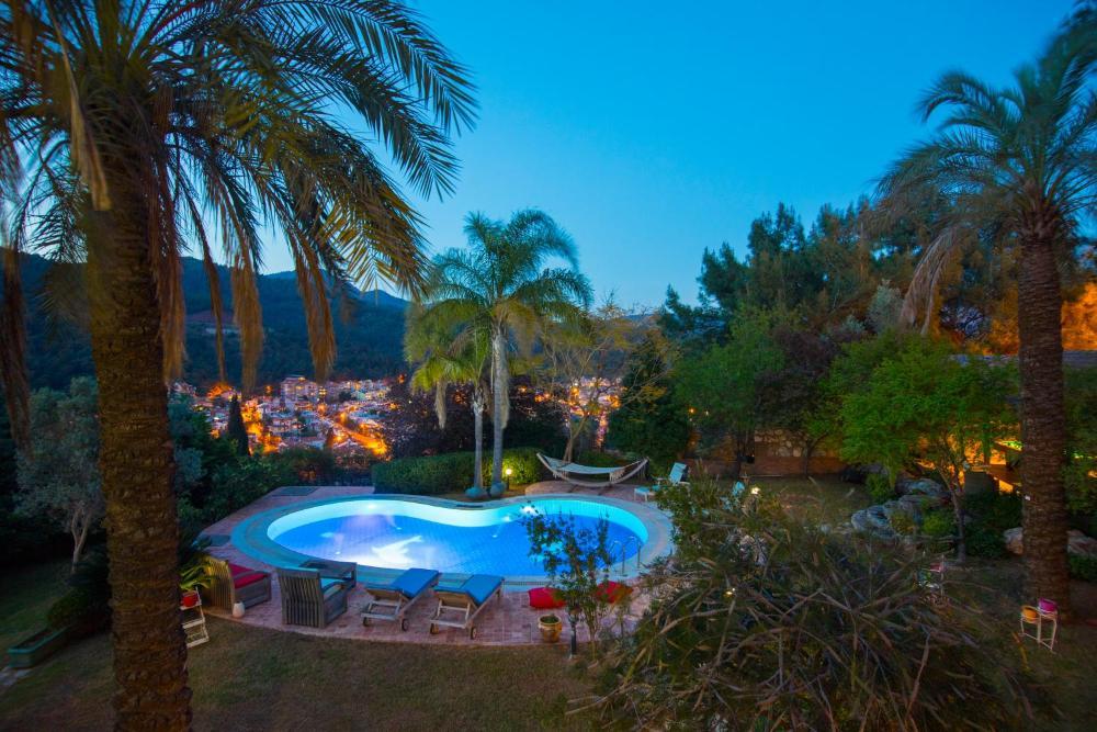 Villa Apollon Marmaris Daily Weekly Holiday Villa Prices