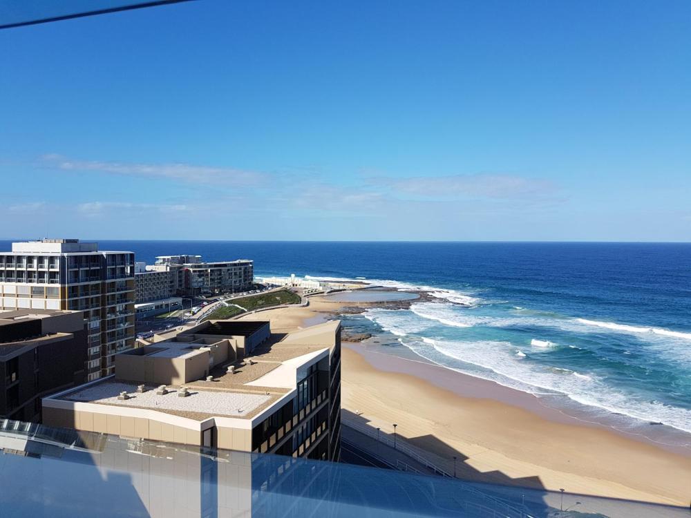 Beau Monde Apartments Newcastle - Horizon Newcastle Beach