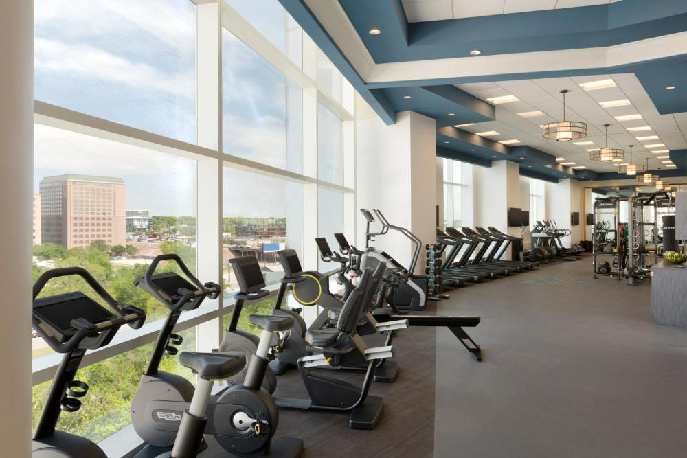 Fairmont Hotels Spa & Fitness