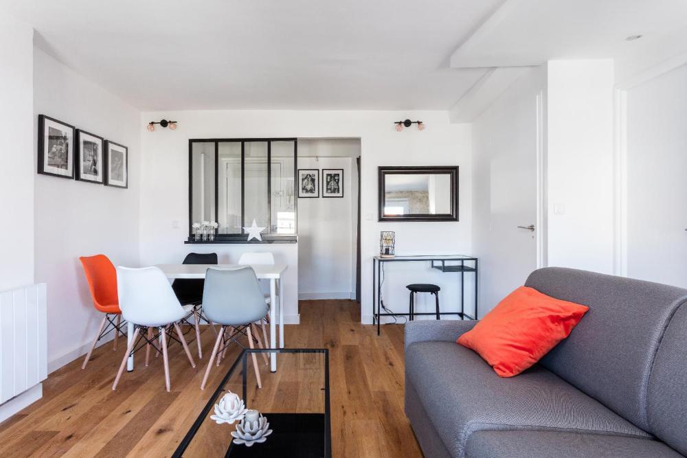 Class Appart Appartement T2 Situe Rue Foch Avec Ascenseur Et