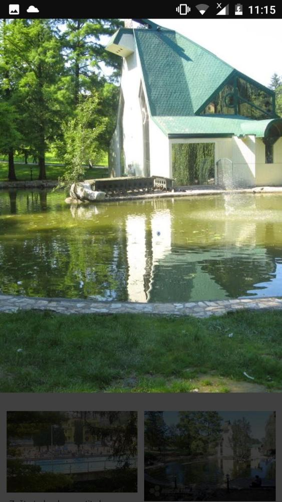 Vrnjacka Banja Jezero Mapa Superjoden