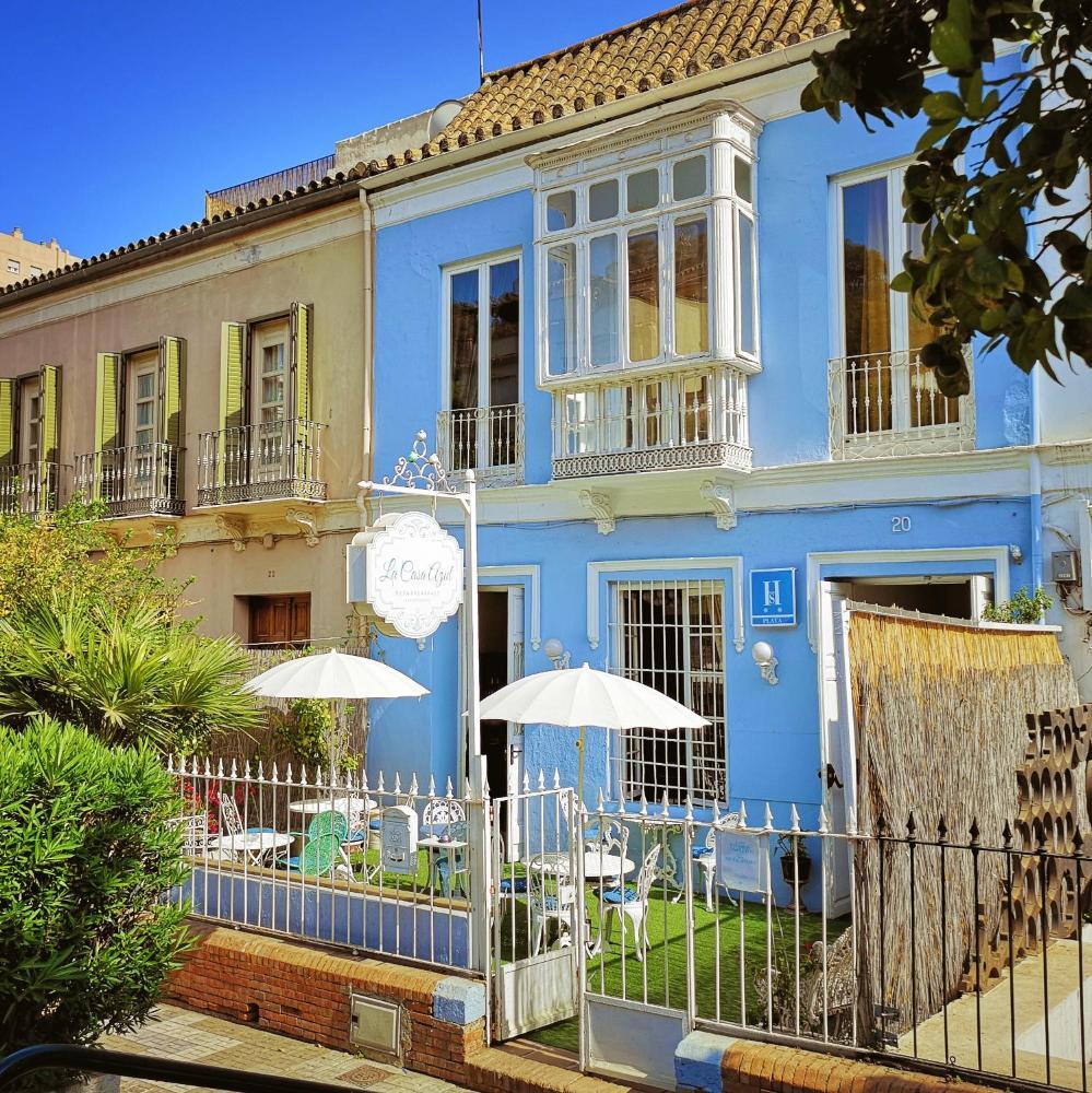 La Casa Azul B&B + Apartments