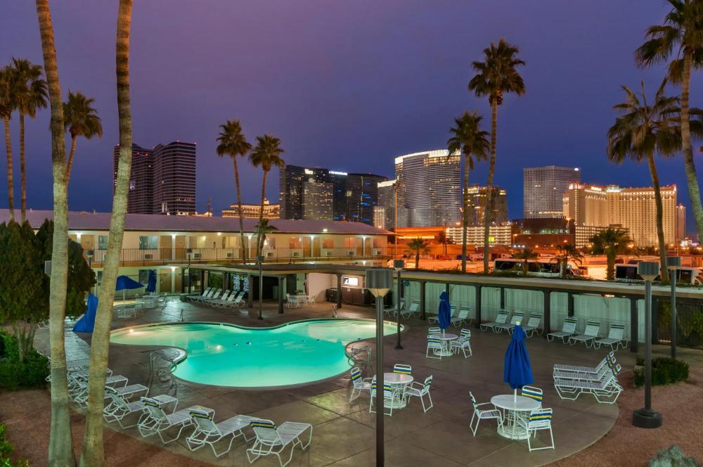 Photo - Days Inn by Wyndham Las Vegas Wild Wild West Gambling Hall