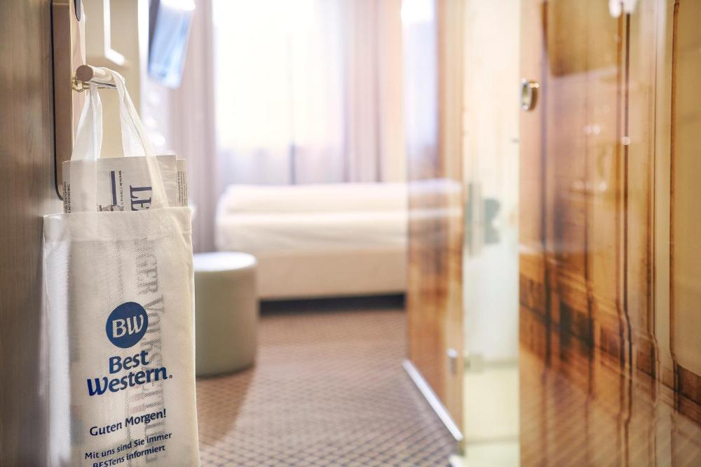 Best Western Hotel Leipzig City Centre Prices Photos
