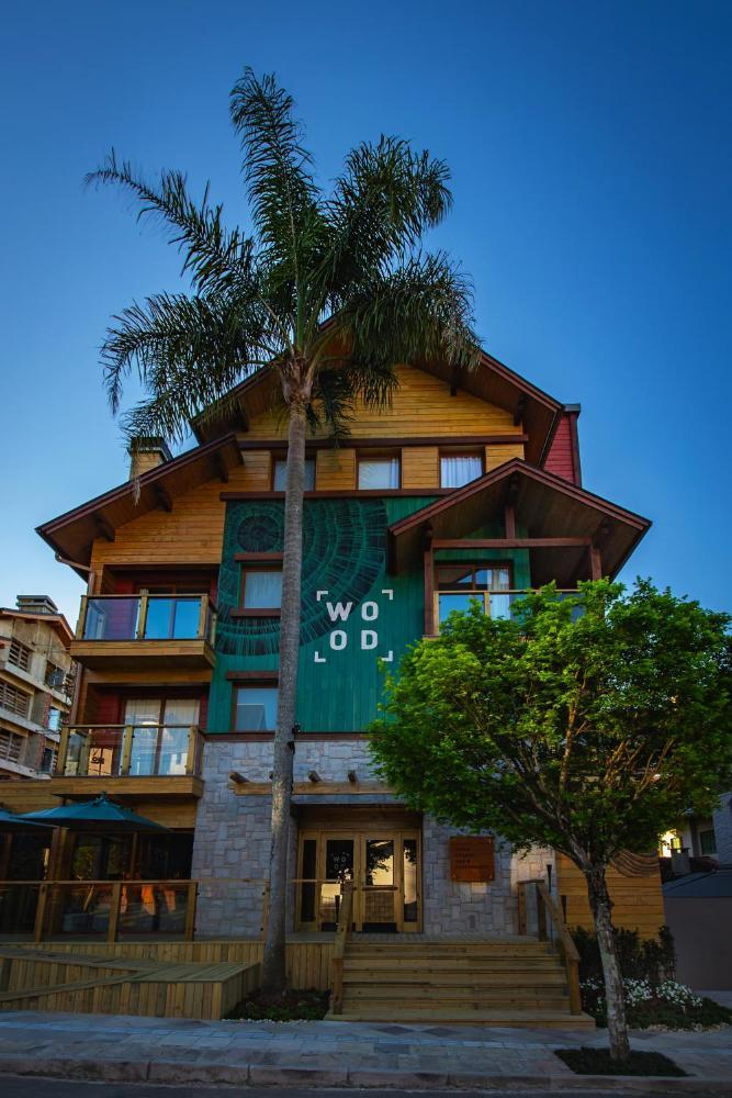 Wood Hotel – Casa da Montanha
