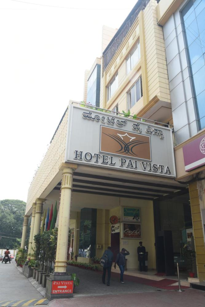 Hotel Pai Vista