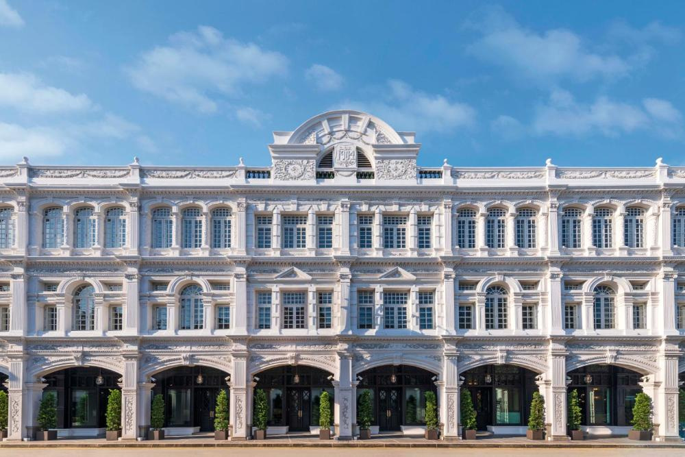 The Capitol Kempinski Hotel Singapore (SG Clean, Staycation Approved)