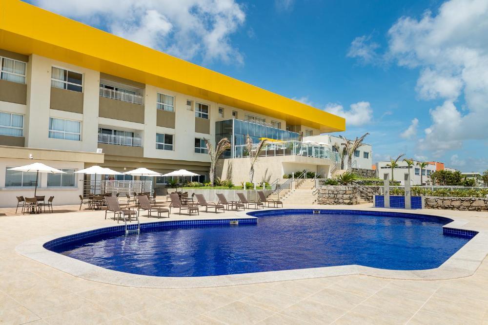 Hotel Senac Barreira Roxa