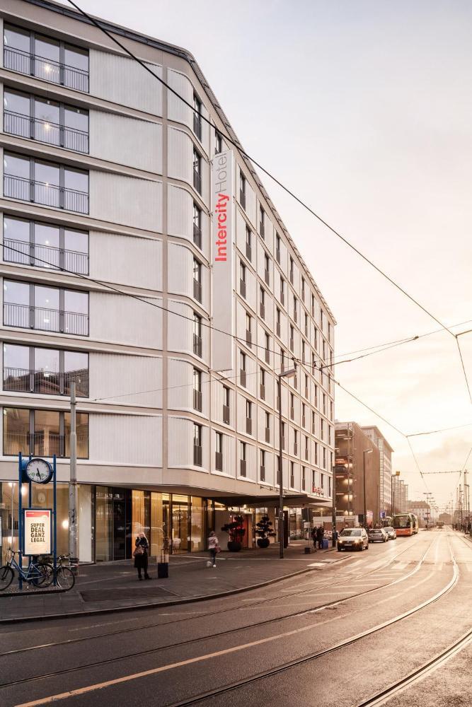 IntercityHotel Frankfurt Hauptbahnhof Süd