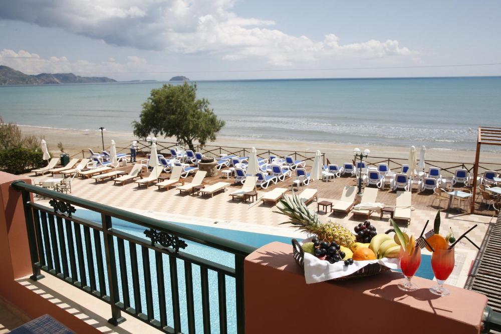 Mediterranean Beach Resort Prices Photos Reviews Address Greece