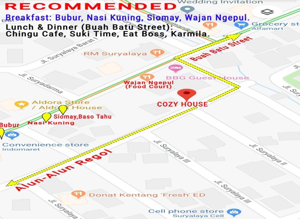 Dating paikka Bandung