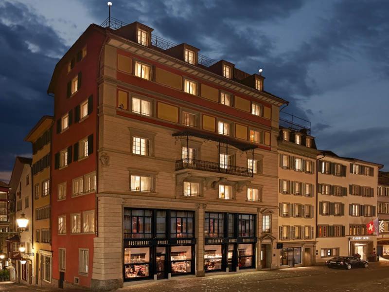 Widder Hotel - Zurichs luxury hideaway