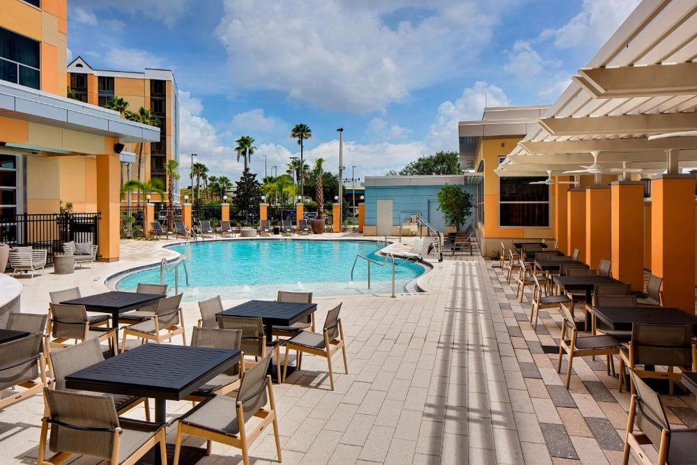 Hyatt House across from Universal Orlando Resort