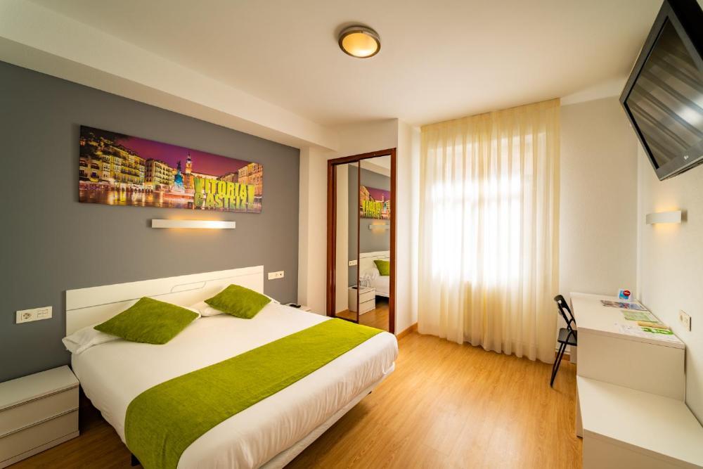 Hotel Centro Vitoria