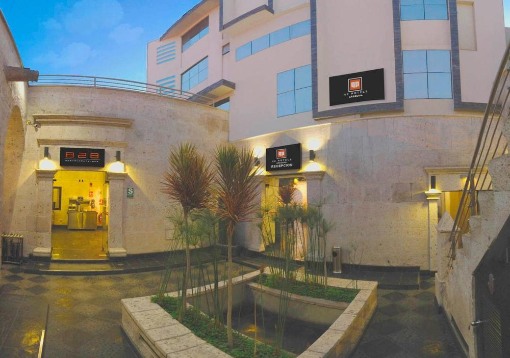 qp Hotels Arequipa