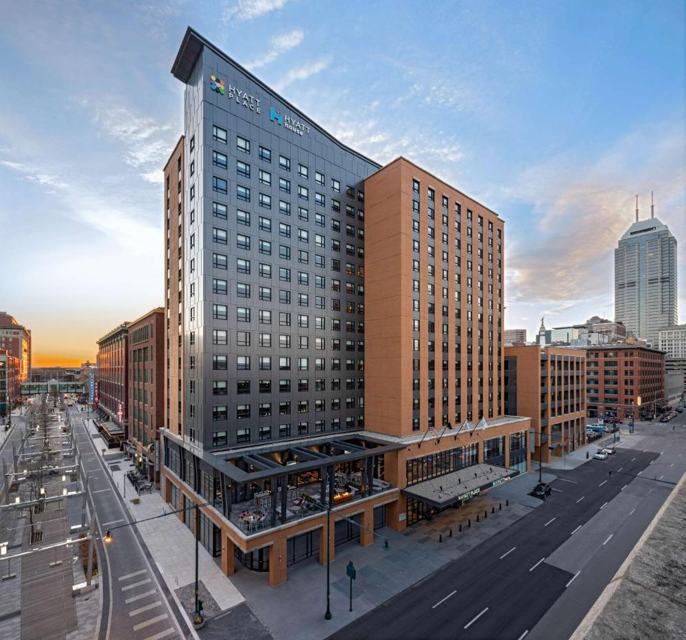Hyatt House Indianapolis Downtown